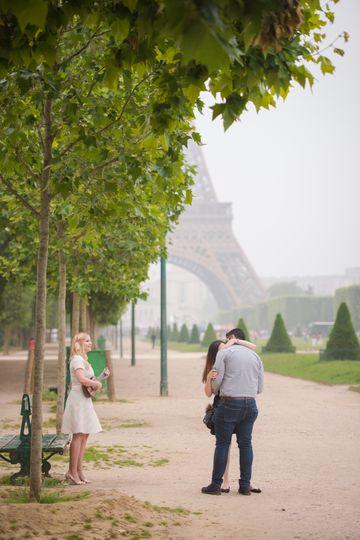 Y&J proposal in Paris