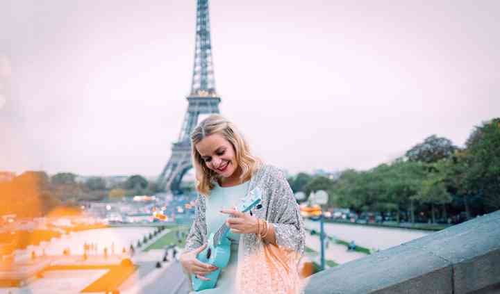 Proposal & Elopement in Paris