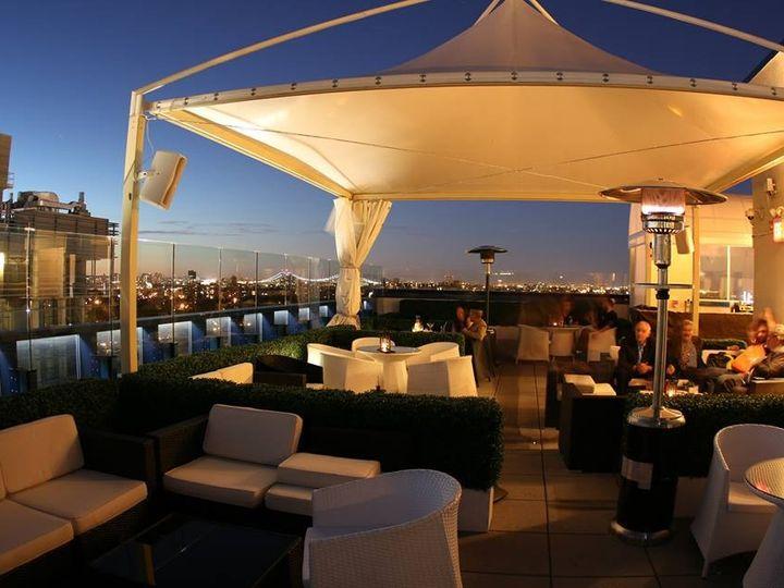 Tmx 1416947274450 Vista Sky Lounge View Long Island City, NY wedding venue