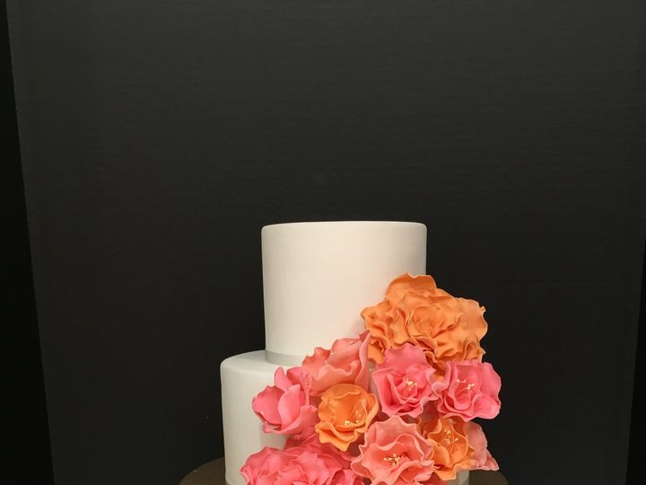Tmx 1464656957410 Img0763 Thornwood wedding cake