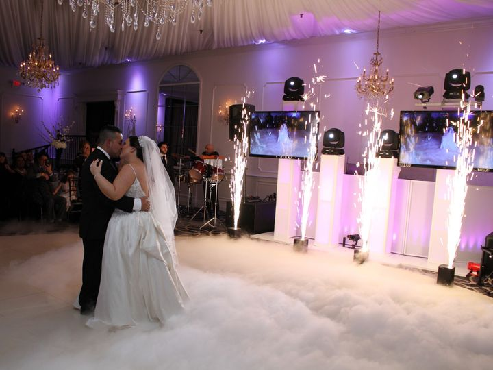 Tmx Dash Of Class Platinum Dancing On Clouds Lighting Screens 2 51 375250 1567718497 Staten Island wedding dj