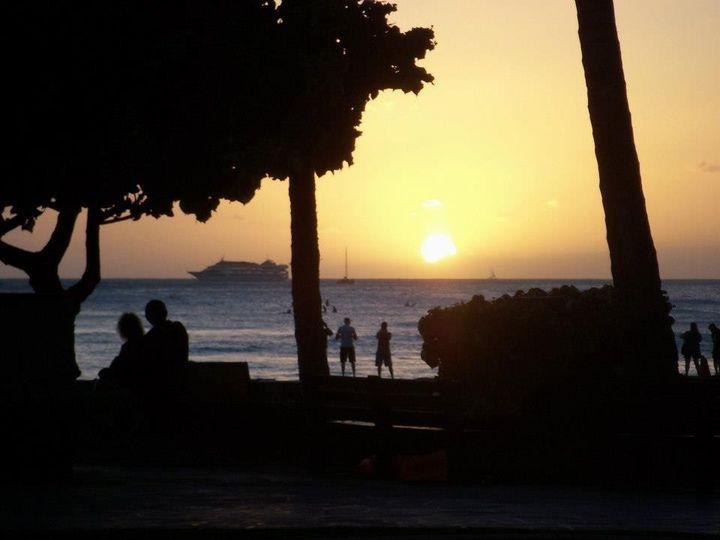 Tmx 1403044134964 Waikiki Sunset Duncan wedding travel