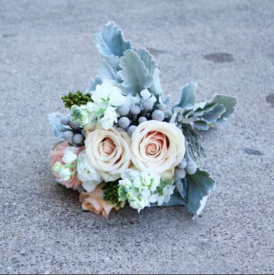 Bridesmaid's bouquet
