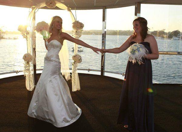 Tmx 1287405317023 CandiceandSeansWedding Pearl River, New York wedding florist