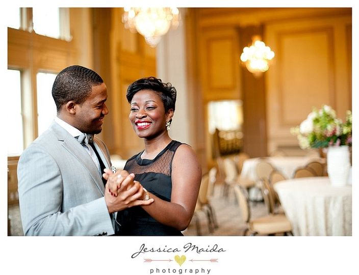 Venue: John Marshall Hotel Engagement Session
