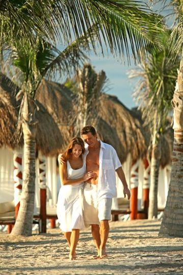 Romantic Beachfront Cabana