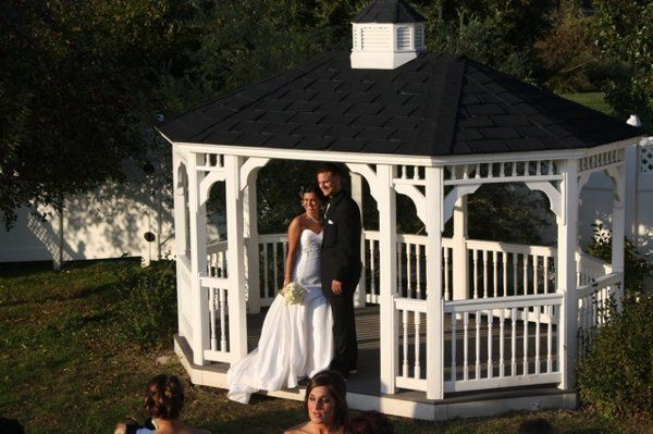 Lakeside Gazebo Ceremony
