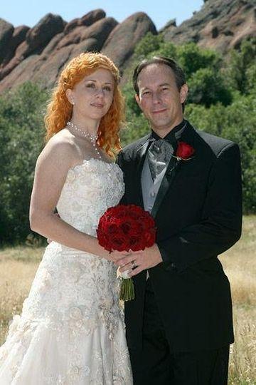Location wedding Golden Colorado