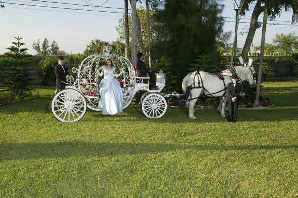 Tmx 1294936773859 Cinderellascarriage025 Miami wedding transportation