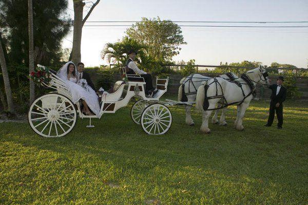Tmx 1294936776093 Cinderellascarriage051 Miami wedding transportation