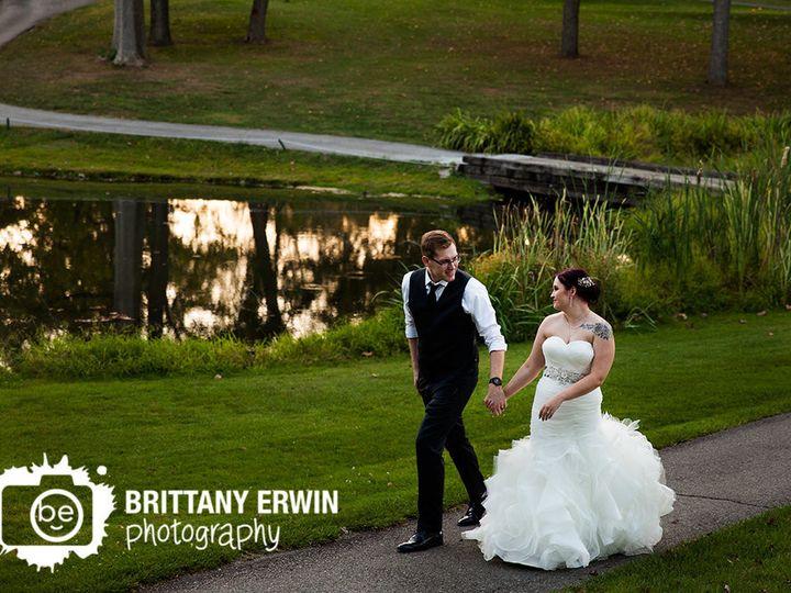 Tmx 1509653110814 Indianapolisweddingphotographerromaticwalkbypondat Indianapolis, IN wedding venue