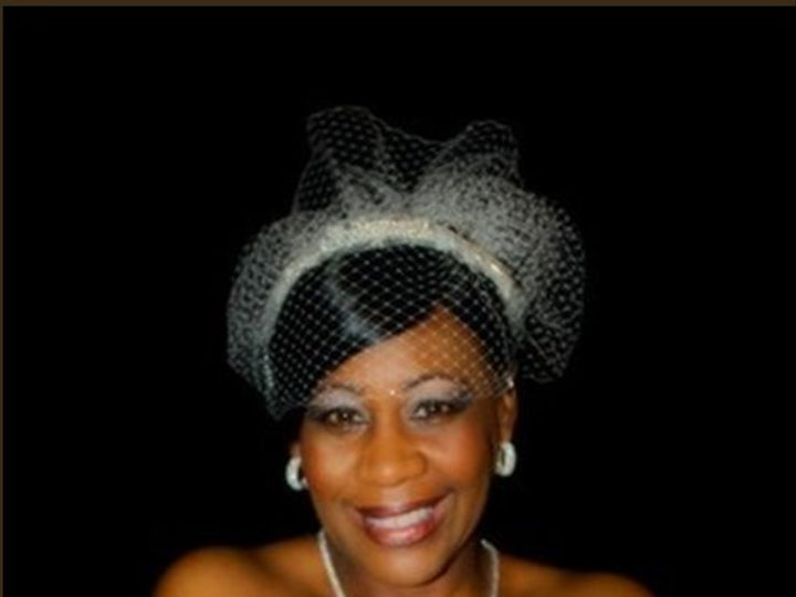 Tmx 1317769541499 Birdcageveil Overland Park wedding jewelry