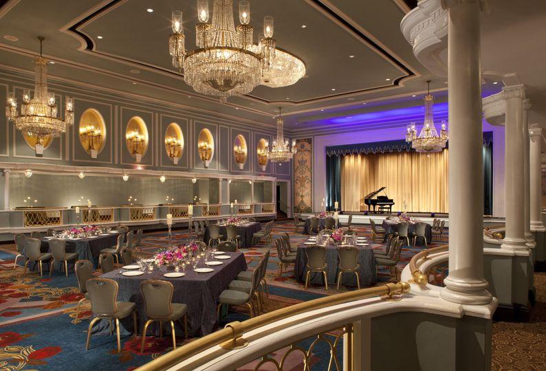 trianon ballroom banquet