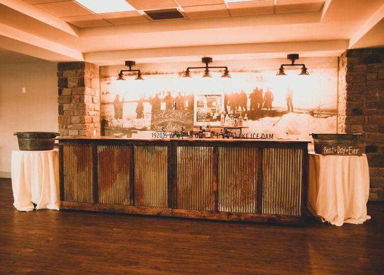Cocktail Hour Bar 2