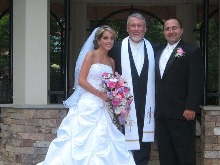 Tmx 1279052654418 StephanieChris Greensboro, North Carolina wedding officiant