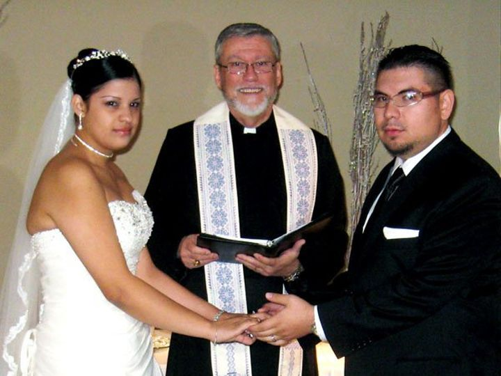 Tmx 1279054519246 MarianaErnesto Greensboro, North Carolina wedding officiant