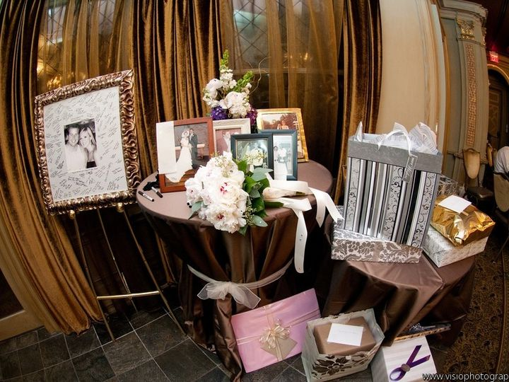 Tmx 1464460369904 Gift Table Guestbook Salon Asheville, NC wedding venue