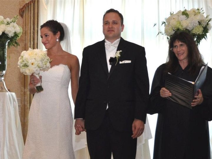 Tmx 1398184289491 Alison And Sean 10151 Narberth, Pennsylvania wedding officiant