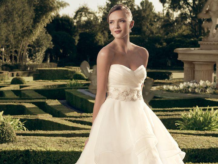 Tmx 1418400850488 2174front Canton wedding dress