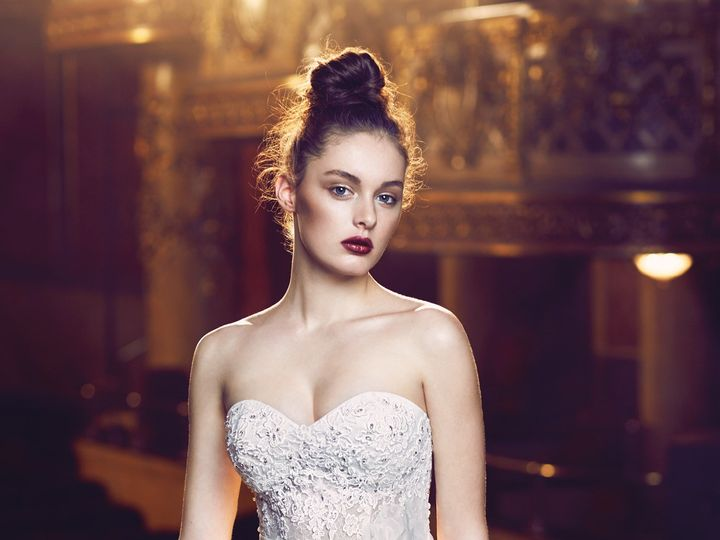 Tmx 1479239919296 Paloma Blanca Canton wedding dress