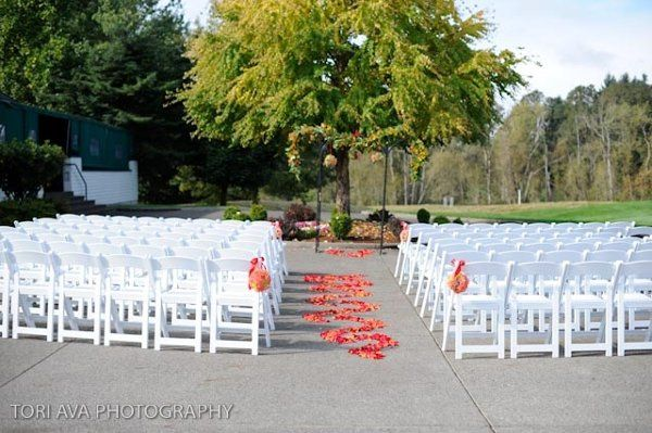 Ghost Creek Patio Ceremony Site