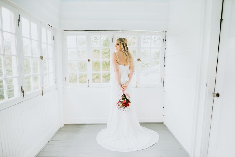 The beautiful bride (Signal Mountain, Tennessee)