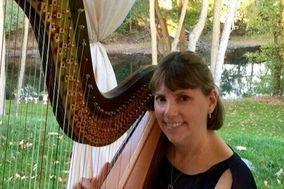 Debbie Vinick, Harpist
