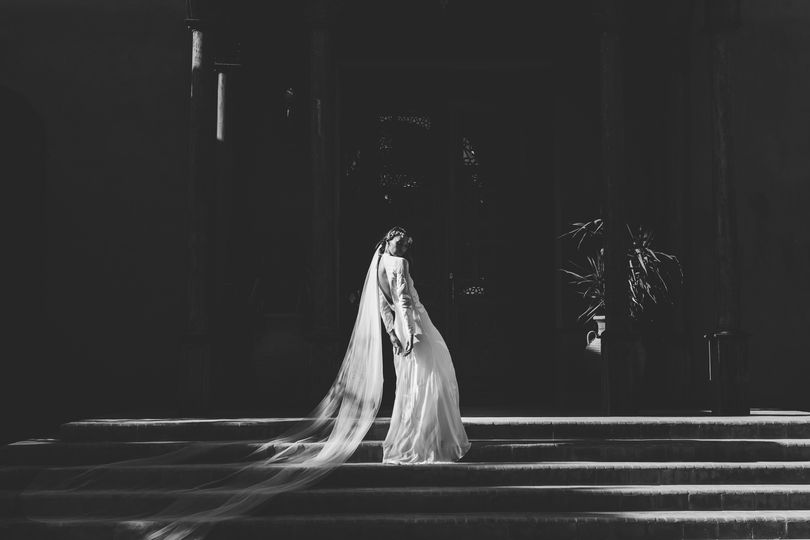 Amazing bridal shooting