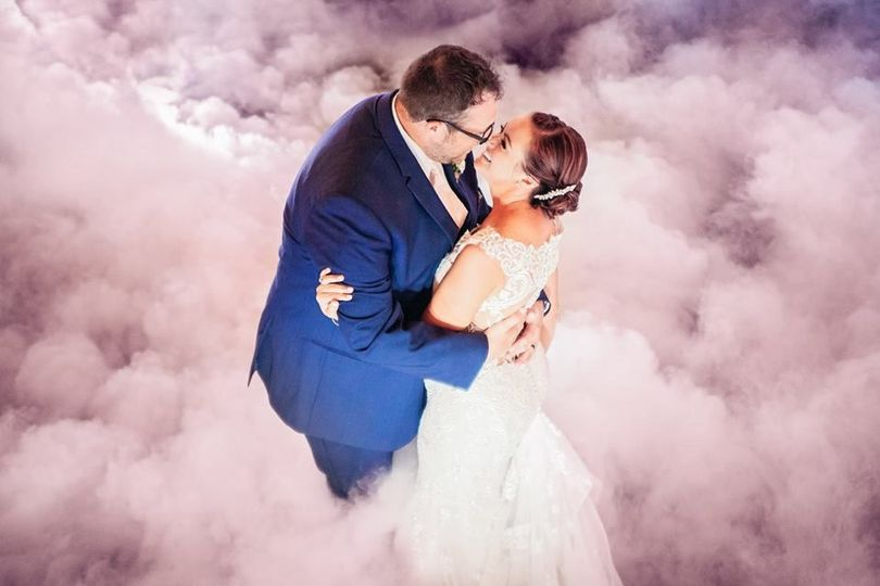 Dancing on a cloud first dance