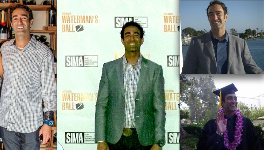 Waterman's Ball, Grand Opening for FitClub Irvine, Wedding on a Yacht in Newport Harbor, Graduating...