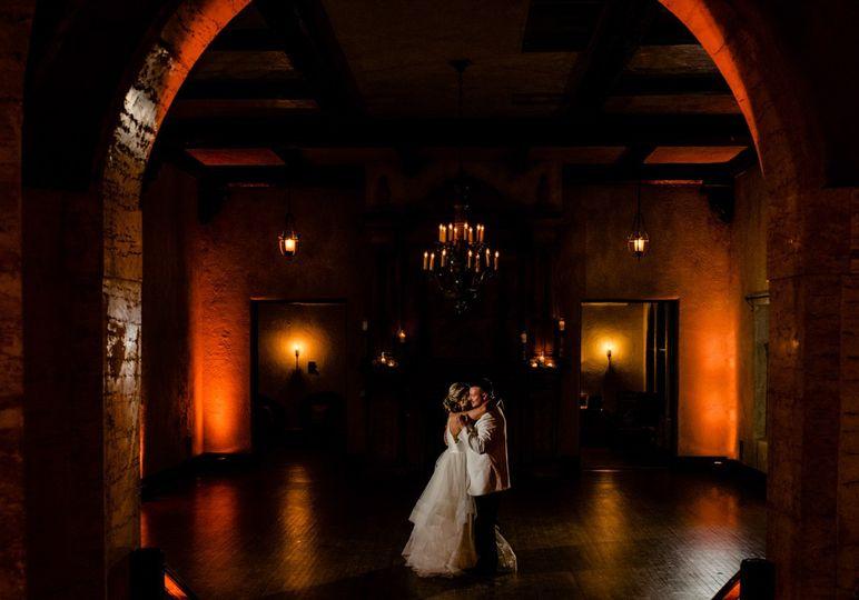 Howey Mansion Orlando Wedding