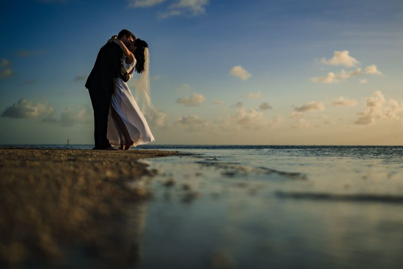 Little Palm Island Wedding