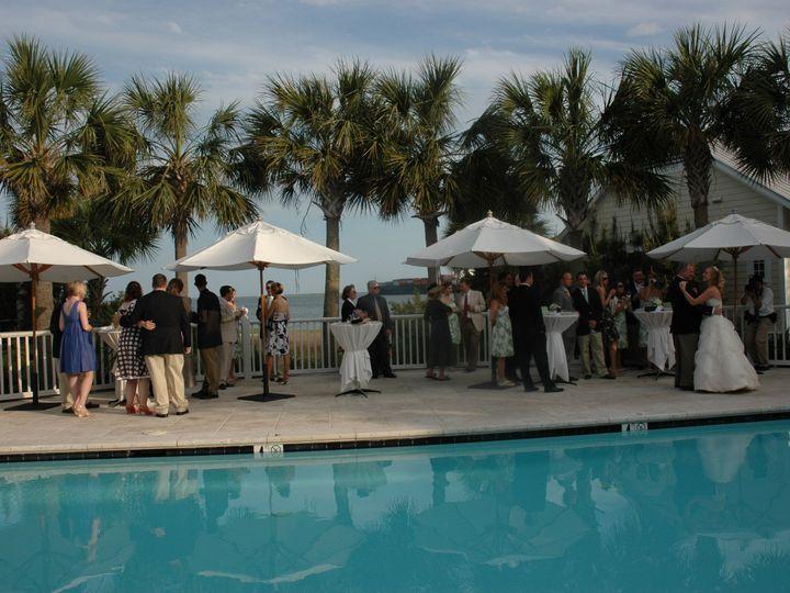 Tmx 1390595984147 Wedding Poolsid Mount Pleasant, SC wedding venue