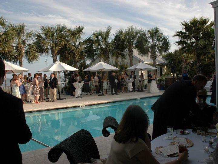 Tmx 1390596065890 Wedding Poolside  Mount Pleasant, SC wedding venue
