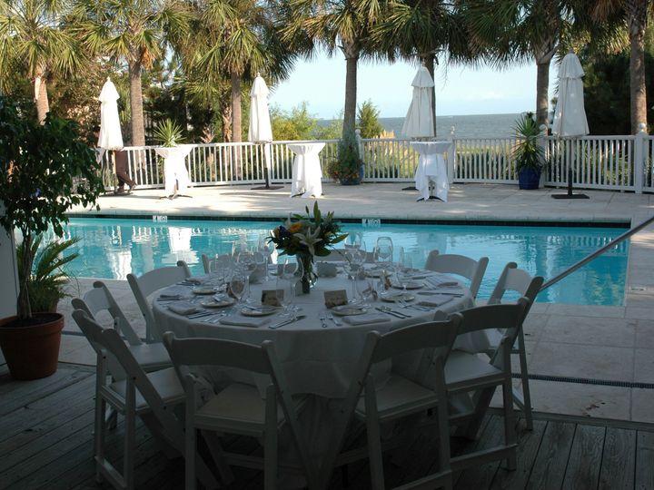 Tmx 1390596469744 Reception Setup With Harbor Vie Mount Pleasant, SC wedding venue