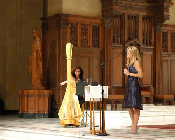 Heidi Joy Concert at St Cecilia's Cathedral, 2008