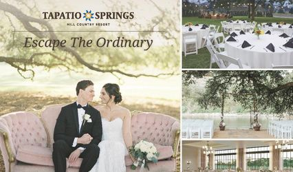 Tapatio Springs Hill Country Resort 1