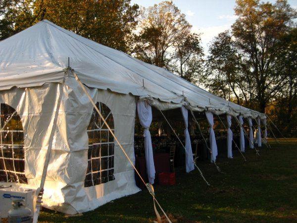 Tent setp