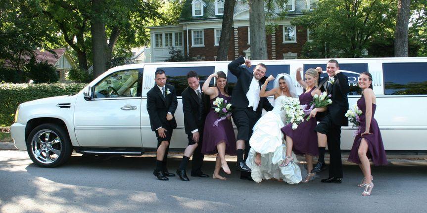 escalade limousine 7
