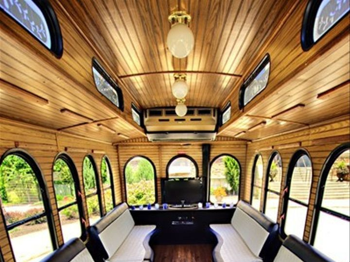 Tmx 1417722273866 Trolleylimo1 Kansas City wedding transportation