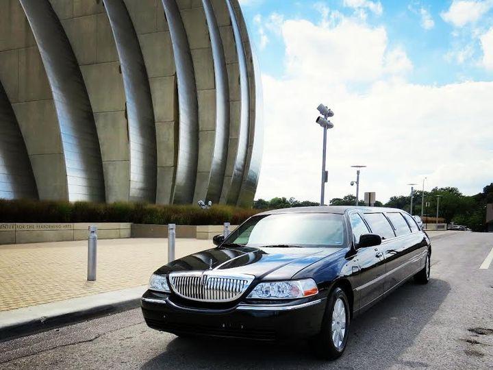 Tmx 1417722340374 Lincoln Limousine Showtime Kansas City wedding transportation