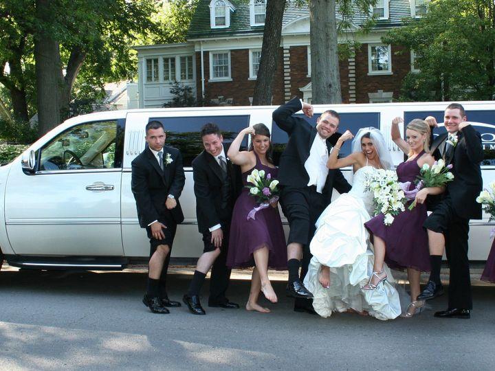 Tmx 1417722512468 Escalade Limousine 7 Kansas City wedding transportation