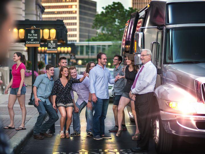Tmx 1439851417021 Showtimetransportation0151 Kansas City wedding transportation