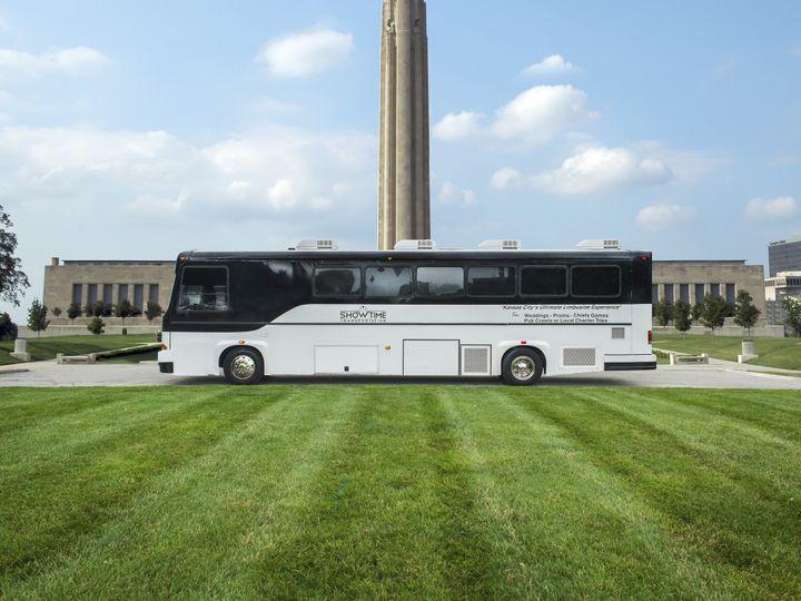 Tmx 1486777174284 Showtimetransportation0123 Kansas City wedding transportation