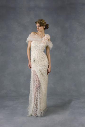 Luly Yang Dress Attire Seattle Wa Weddingwire