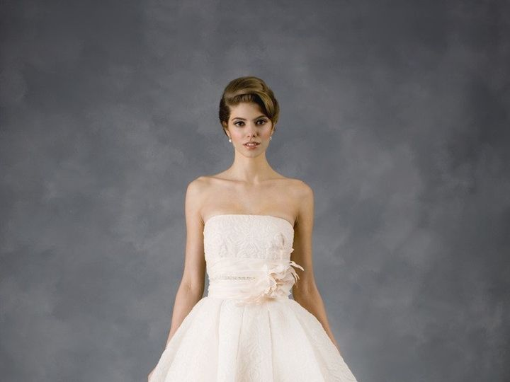Tmx 1380743688196 3 Front   At First Blush Seattle wedding dress