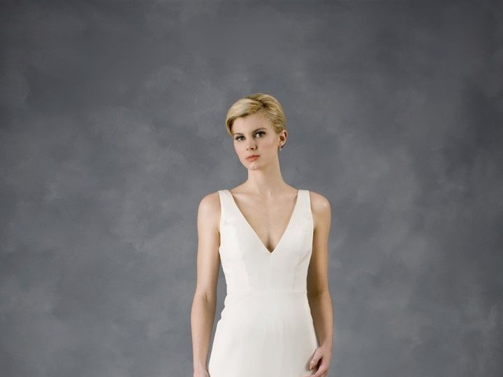 Tmx 1380743702136 6 Front Seattle wedding dress