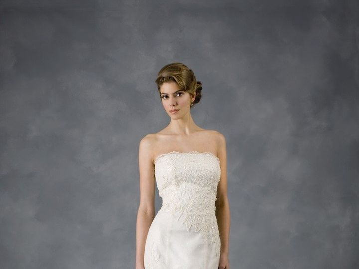 Tmx 1380744006043 10 Front   Amour Seattle wedding dress