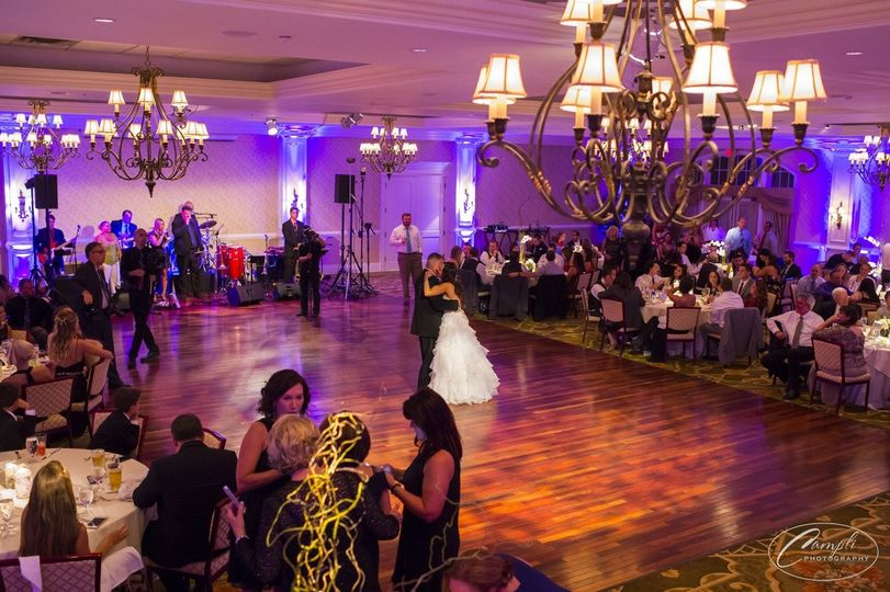 Ballroom overview