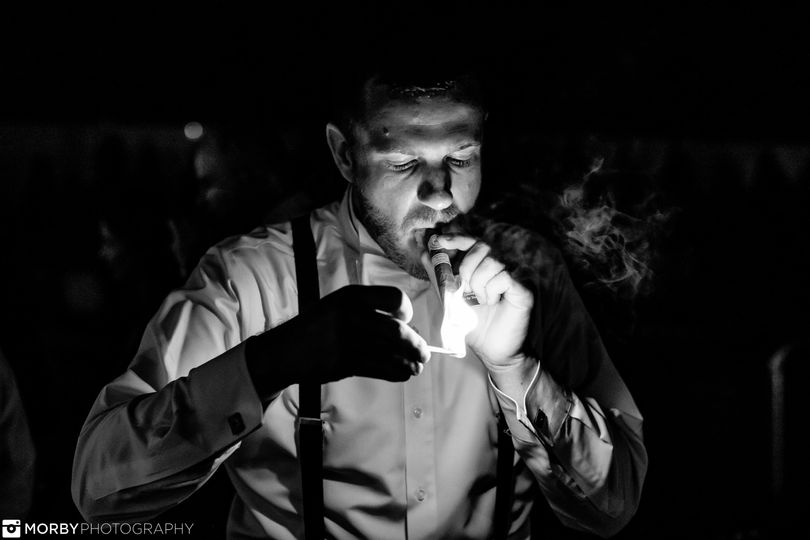 Cigar bars welcome!